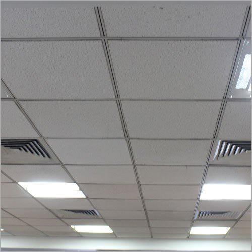 Modular Grid False Ceiling