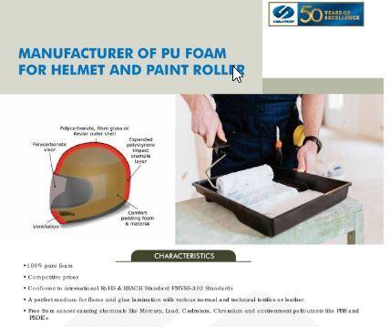 Paint Roller Foam