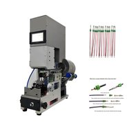 Cost-effective Semi-auto wire sealing station waterproof wire seal inserting machine