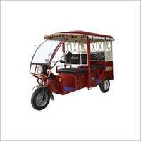 4 Seater E-Rickshaw