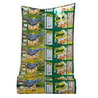 Snacks Packaging Rolls