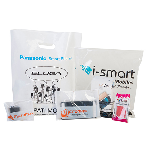 Mobile Part Packaging Bags