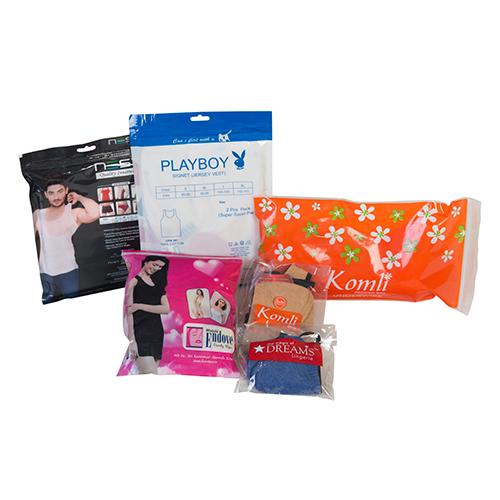 Undergarments Packaging Bags