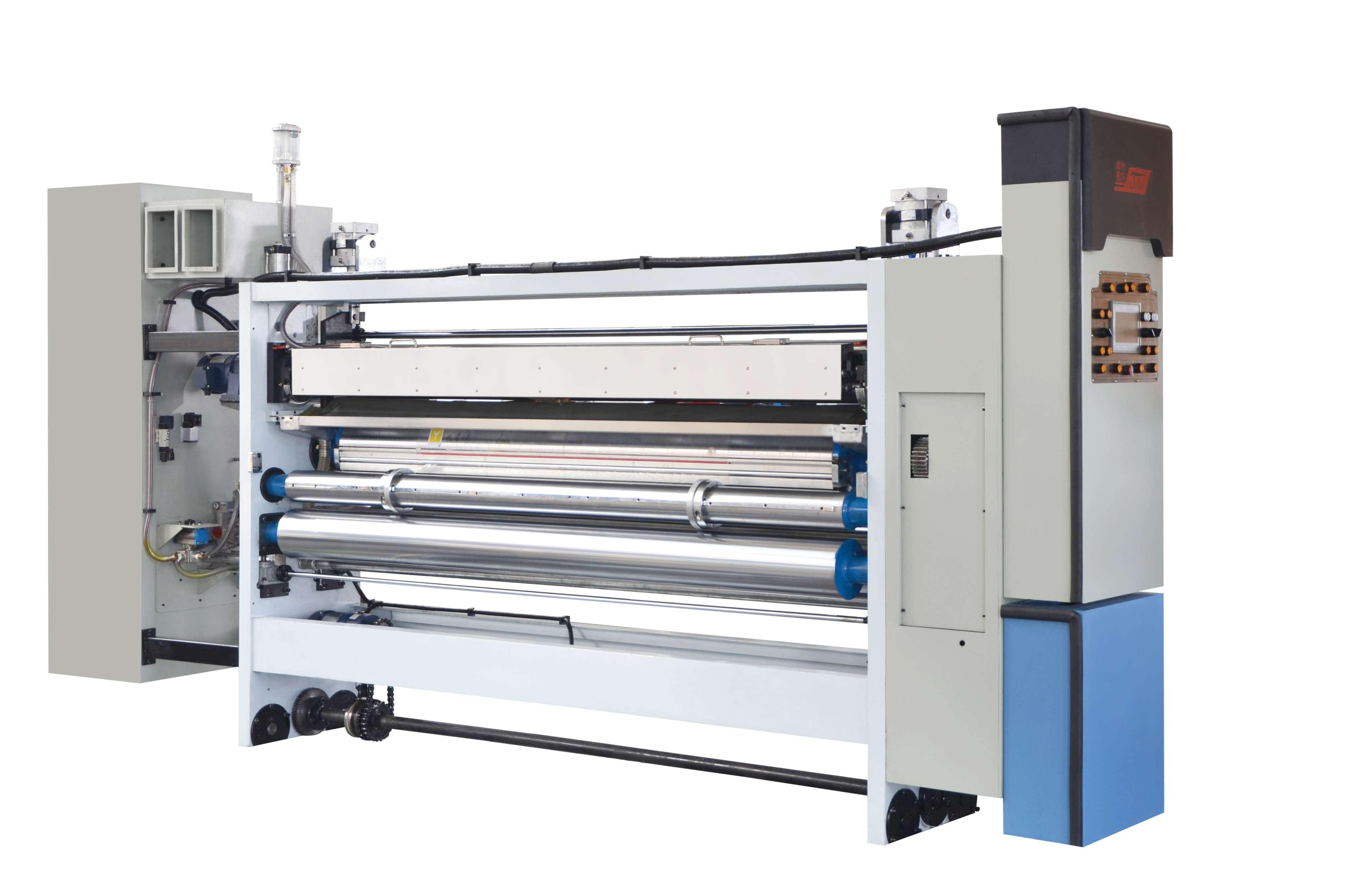 Rnn-1200 Automatic Printer Slotter Die Cutter