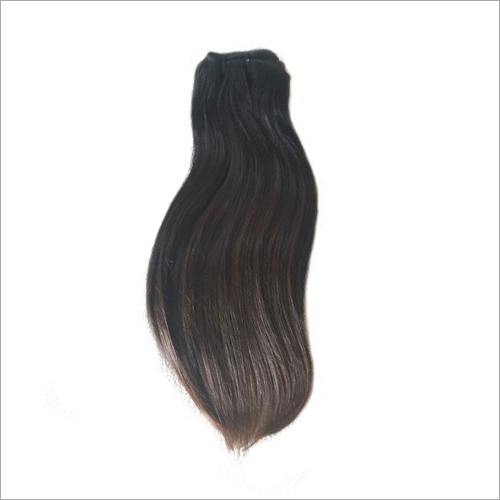 Temple Straight Human Hair