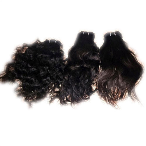 High Quality Weft Hair
