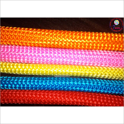 Plastic Braided Rope