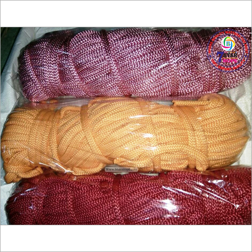 Single Color Braided Polyster Rope (Gop Dori)