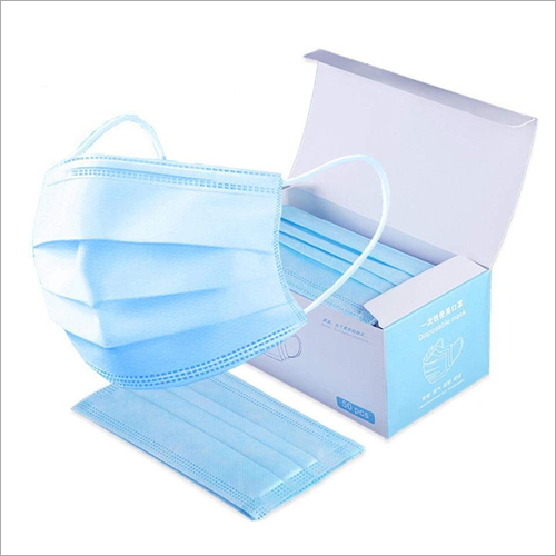 3 Ply Disposable Earloop Medical Surgical Face Mask