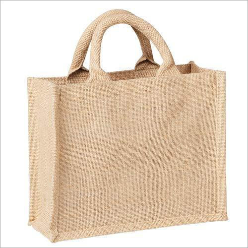 Plain Jute Carry Bag