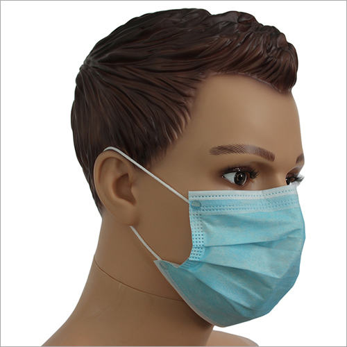 Disposable Non Woven Surgical Face Mask With Ear Loop