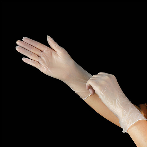 Disposable Vinyl Surgical Gloves