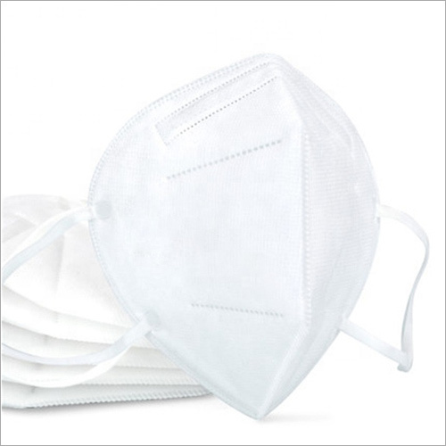 4 Layer Disposable Protective Face Mask
