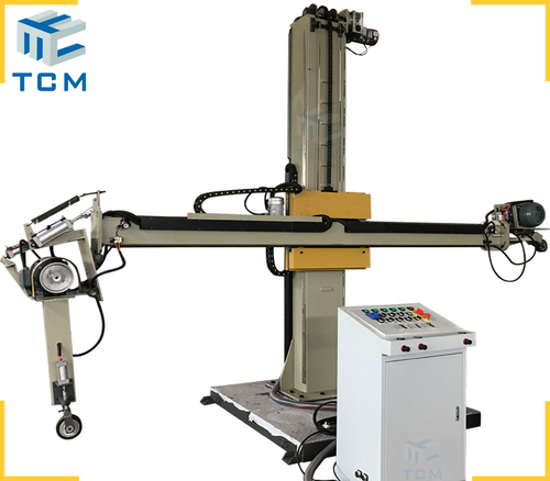 2-in-1 Mixer and agitator tank polishing machine