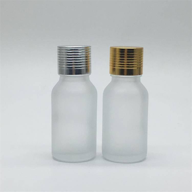 30ml Matt Frosted Essential Oil Glass Bottle Dropper