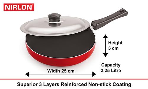 Aluminum Fry Pan