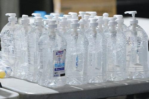 Disinfectant for Corona Virus