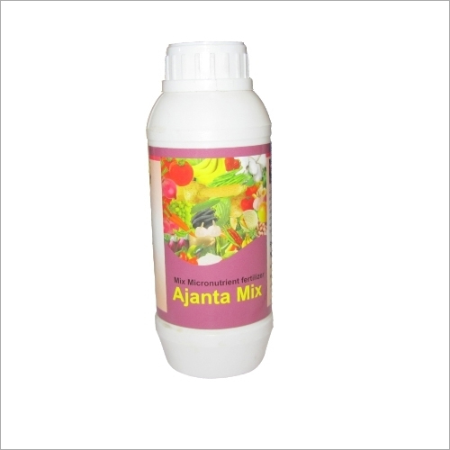 Liquid Ajanta Mix Chelated Micronutrient Fertilizer