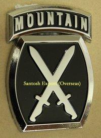 Car Emblem Monogram