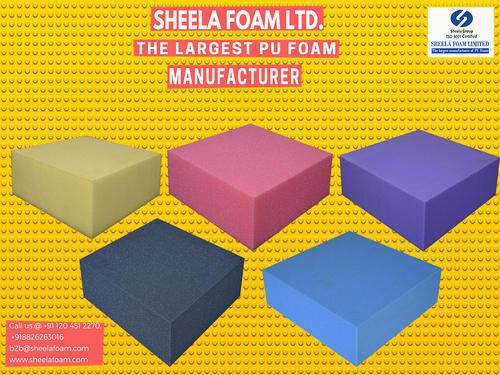 Sheela Foam Black A Grade Pure Foam