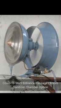 Staff Entrance Room Cooling Fan