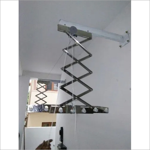Ceiling Mounted Cloth Hangers in Coimbatore