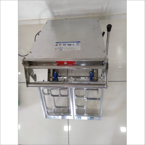 Meal Tray Sealing Machine