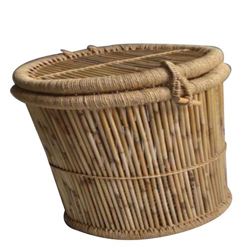 Cane Laundry Box