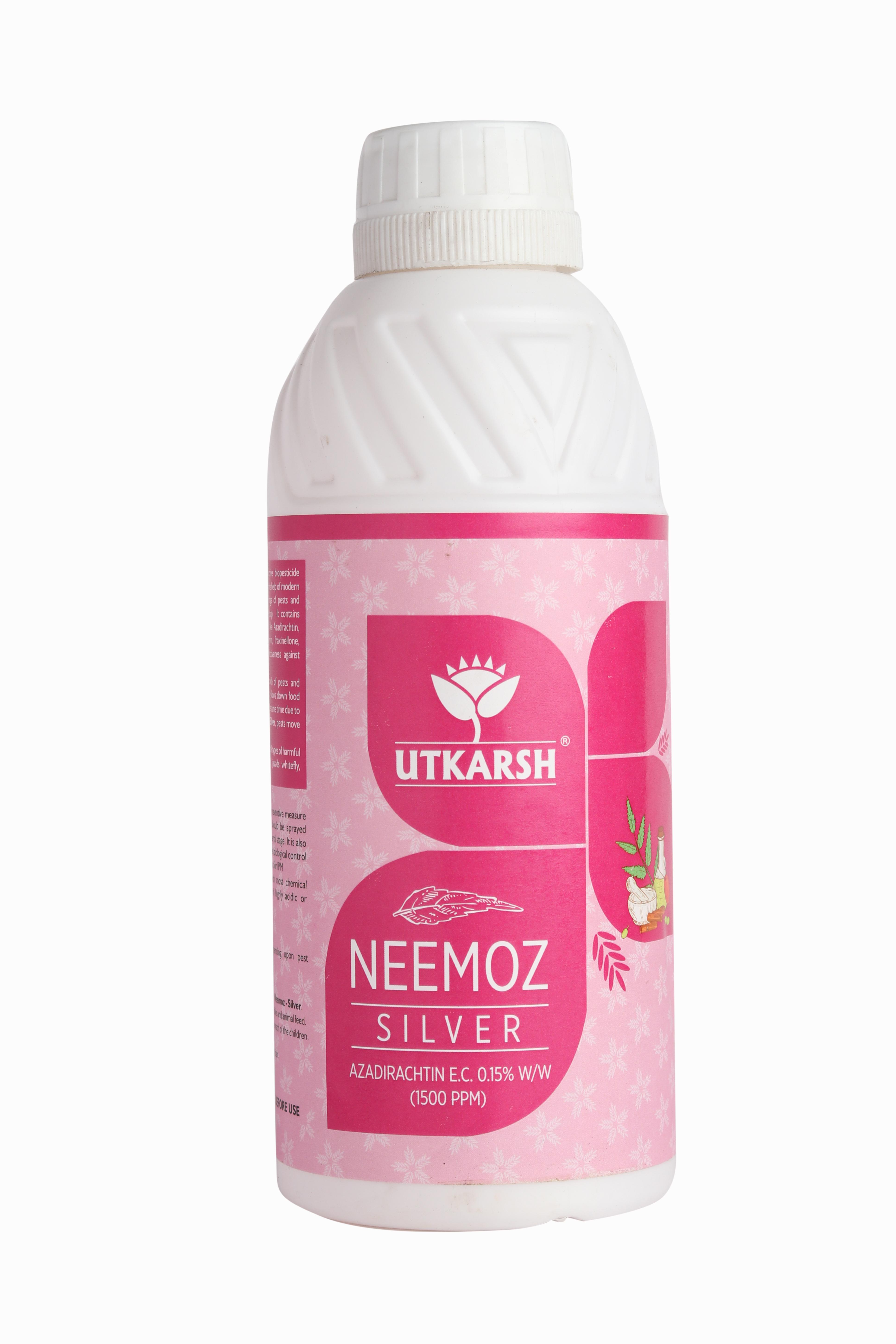 Natural Neem Oil With 1500 ppm Azadirhactin 0.15%