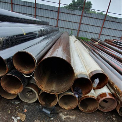 Old MS Seamless Pipe