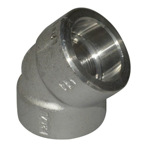 Mild Steel 14 Deg Socket Weld Elbow