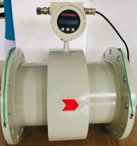 Accumax Flow Meter