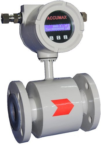 Smart Electromagnetic Flow Meter