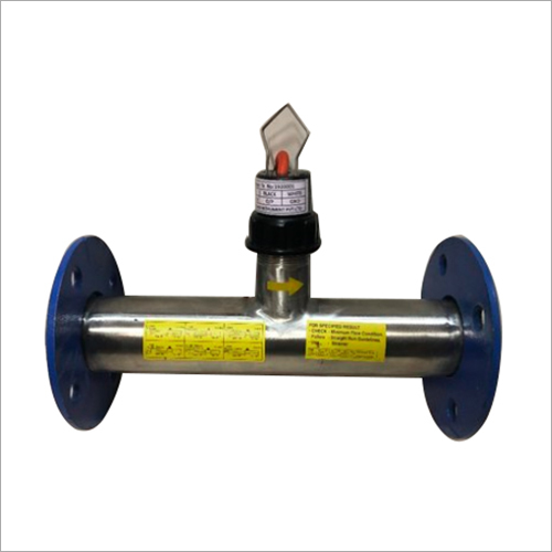 Industrial Paddle Wheel Flow Meter