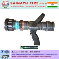 Selectable Fire Nozzle