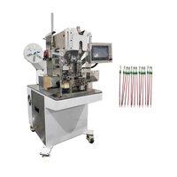 Automotive harness making machine wire stripping sealing crimping machine