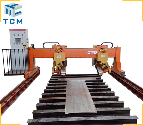 Steel sheet flat sheet automatic polishing machine