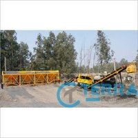Wet Mix Macadam Plant