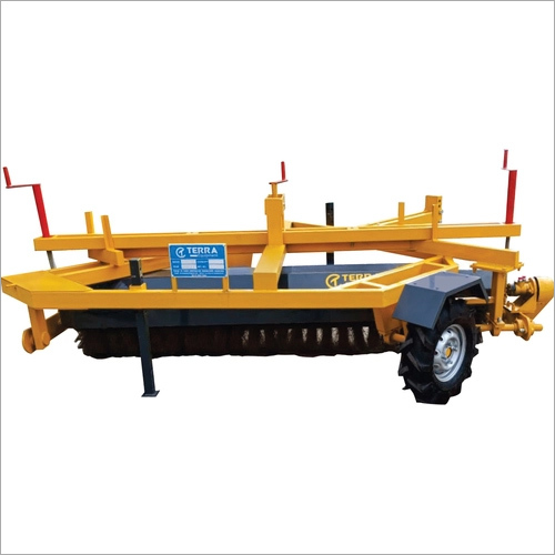 Hydraulic Road Broomer