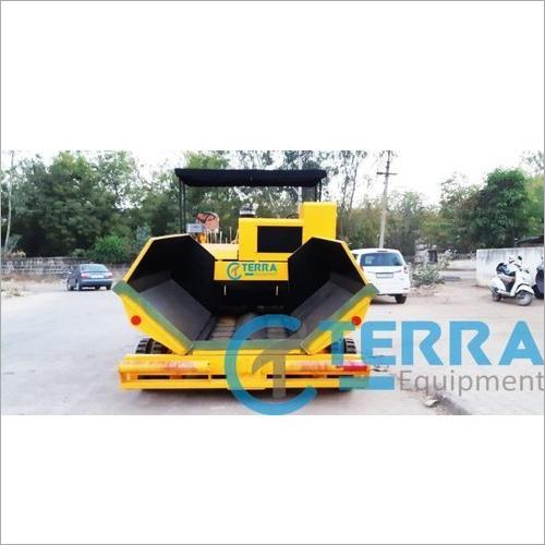 Asphalt Mechanical Paver Finisher