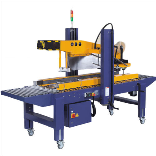 Case Sealer Machine With Auto Flap Closure