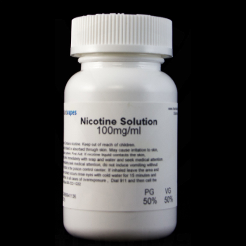 Nicotine Solution USP - BP