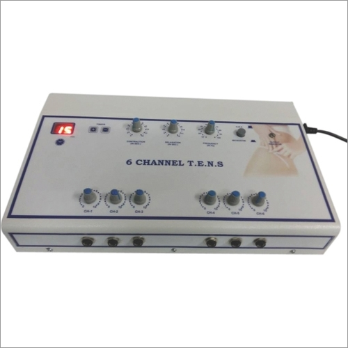 HME 6 CHANNEL TENS