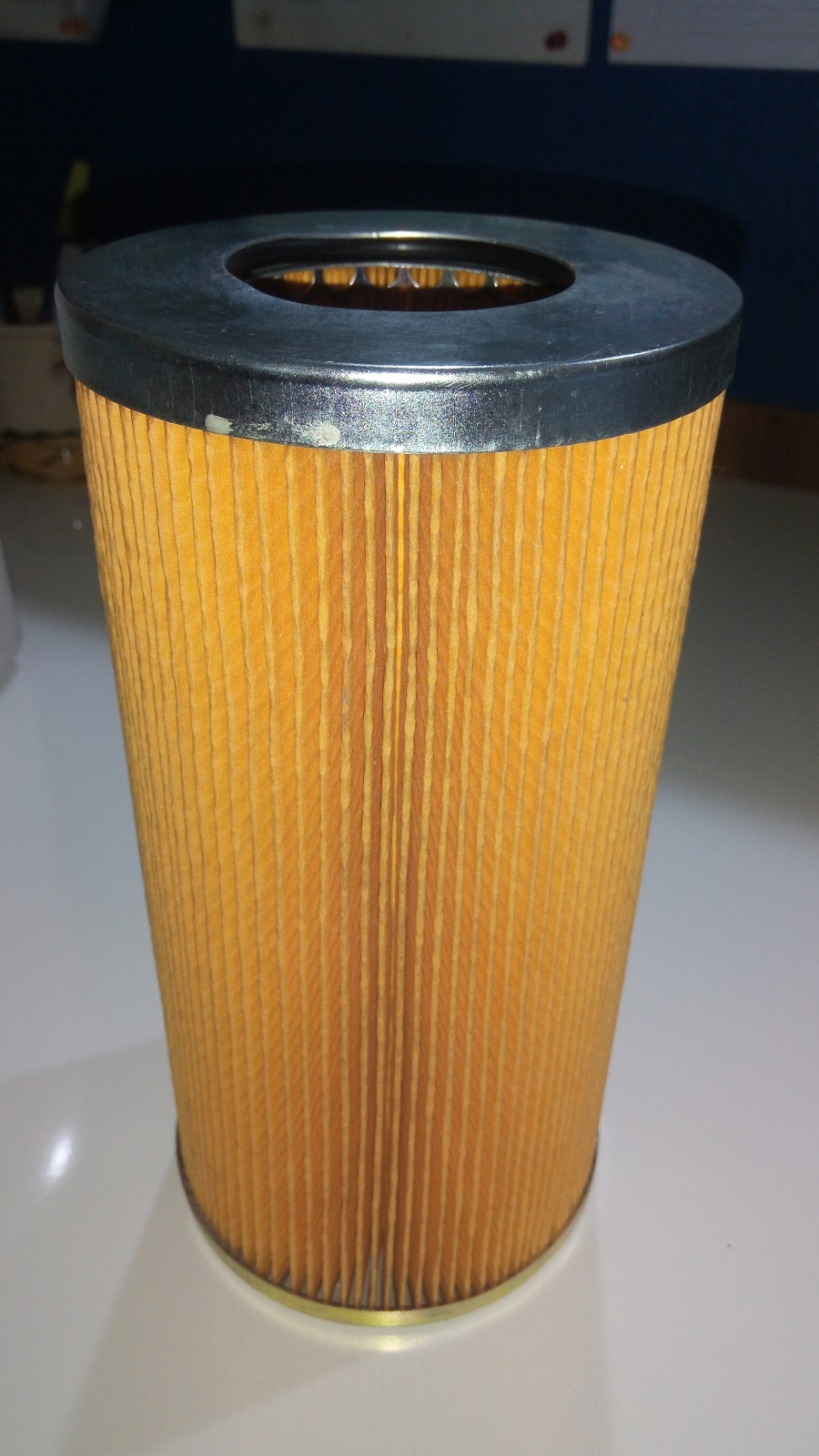 Cylindrical And Conical Filter Element