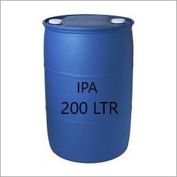 Isopropyl Alcohol Plastic Drum