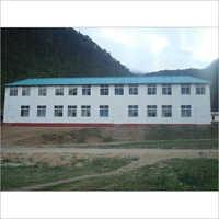 Prefab Military Shelter