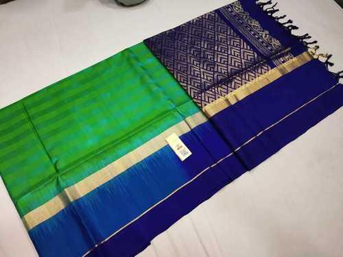 Ladies Zari Work Silk Saree