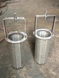 Industrial Filtration Basket