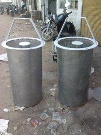 Industrial Filtration Basket