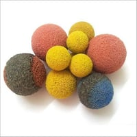 Multicolor Cleaning Sponge Balls